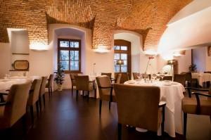 Lubliniec: Restauracja Hotelu Zamek Lubliniec