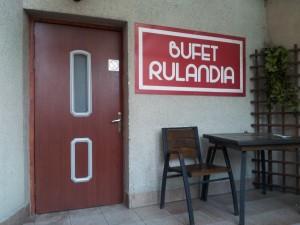 Ruda Śląska: Wejście do Bufetu Rulandia
