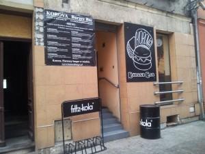 Gliwice: Korova Burger Bar.