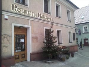 Mikołów: Restauracja Ratuszowa