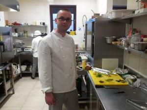 Katowice: Restauracja Strefa 11. Szef kuchni Michał Olek
