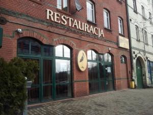 Katowice: Restauracja Pod Drewnianym Bocianem
