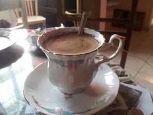 Mysłowice: Kawiarnia i sklep z antykami Stacyja Myslowitz. Kawa parzona Miłość w Paryżu
