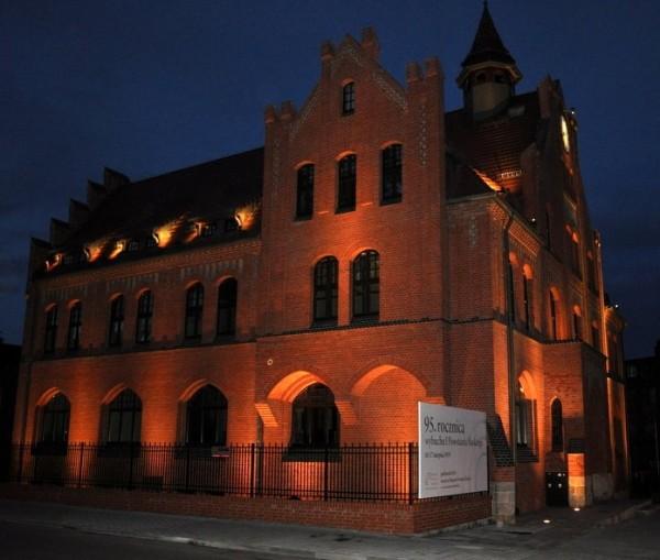 Świętochłowice: Kawiarenka przy Muzeum Powstań Śląskich