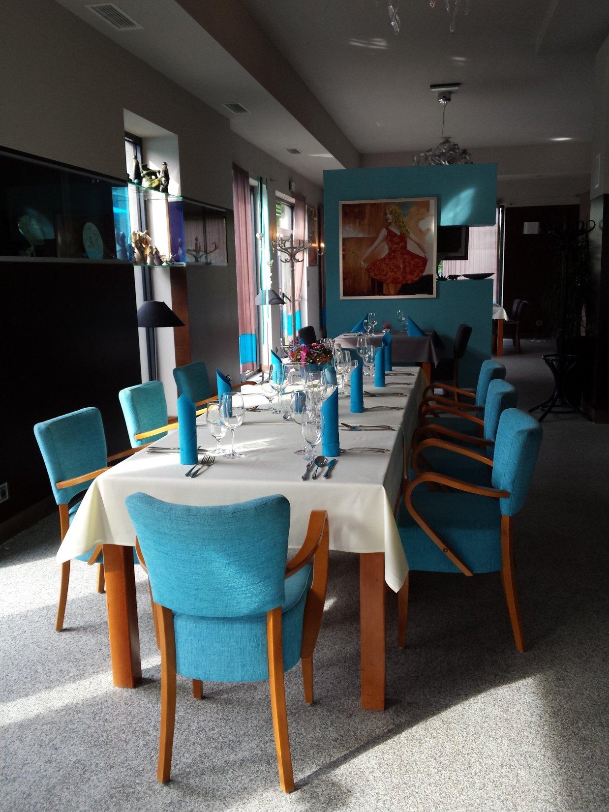 Silesia Smakuje Bielsko Biala Restauracja Galeria Blu Stawia Na Kuchnie Molekularna