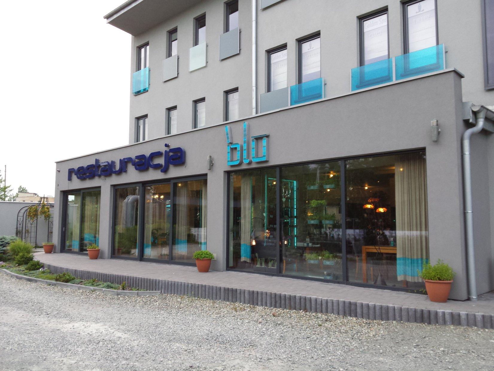 Silesia Smakuje Bielsko Biala Restauracja Galeria Blu Stawia Na