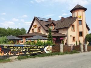 Tychy: Restauracja Enklawa