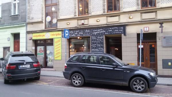 Katowice: BO TAK Wege Przestrzeń