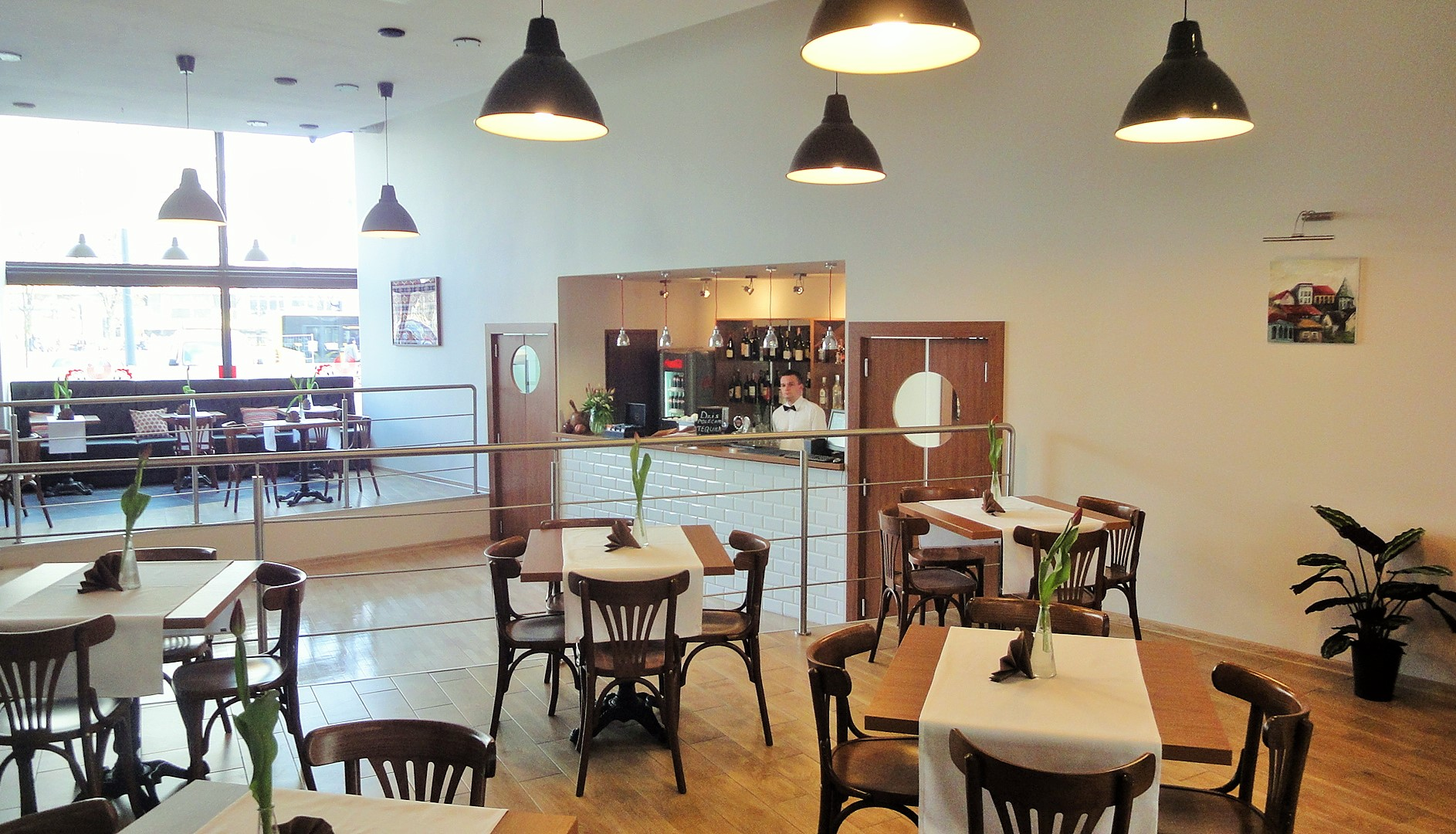 Silesia Smakuje Katowice Nowa Restauracja Granat Z Kuchnia