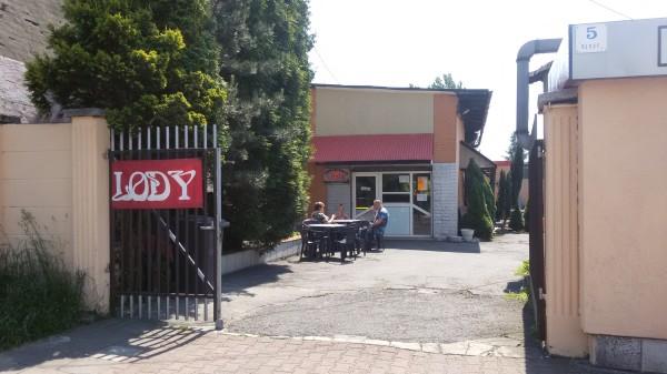 Ruda Śląska: Lodziarnia Wieczorka