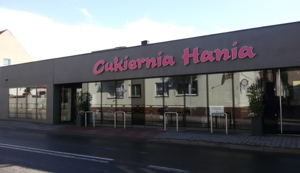 Sośnicowice: Cukiernia Hania
