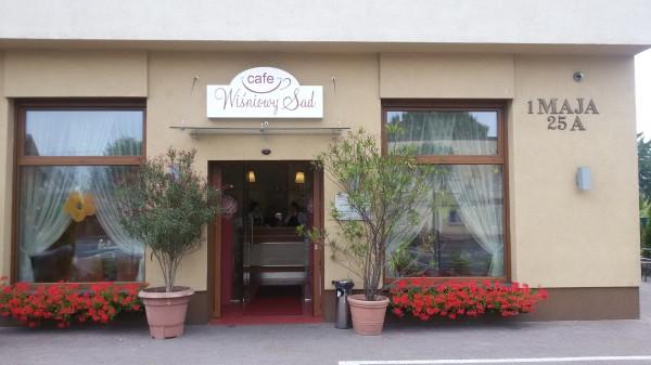 Ruda Śląska: Wiśniowy Sad Cafe