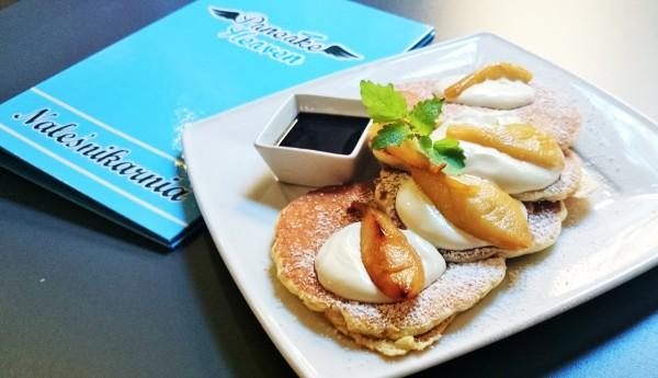Katowice: Pancake Heaven