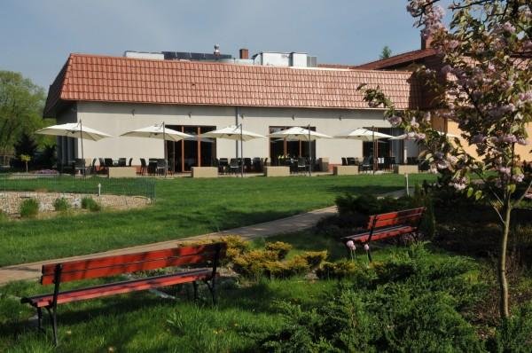 Zabrze: Restauracja Zielony Ogród