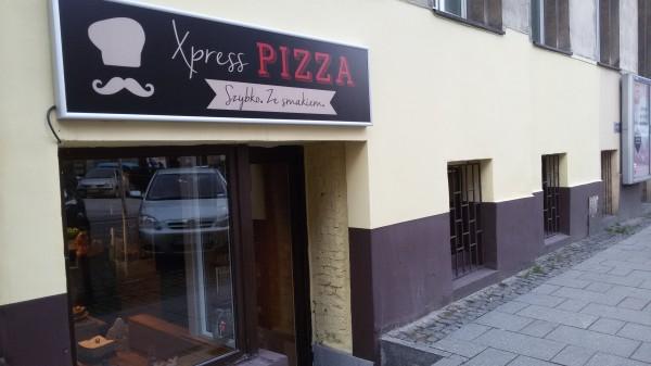 Katowice: Xpress Pizza