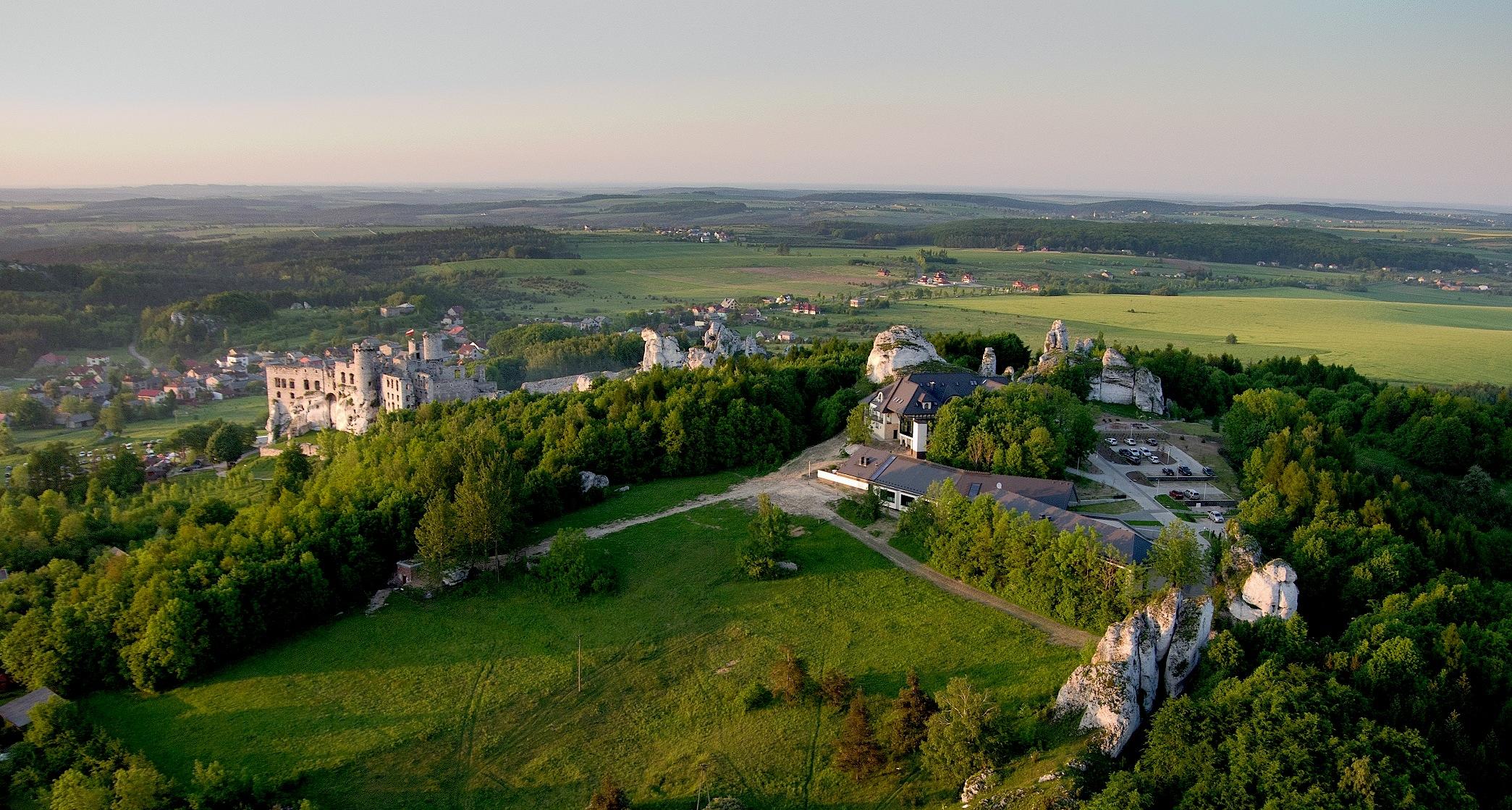 Silesia smakuje ogrodzieniec w poziom 511 mo na for Hotel design poziom 511