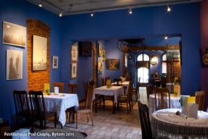 Bytom: Restauracja Pod Czaplą
