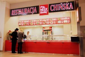 Gliwice, Europa Centralna: Restauracja Chińska
