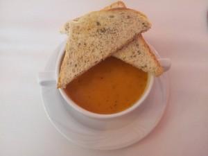 Świerklaniec: Lawendowy Ogród. Zupa marchewkowa